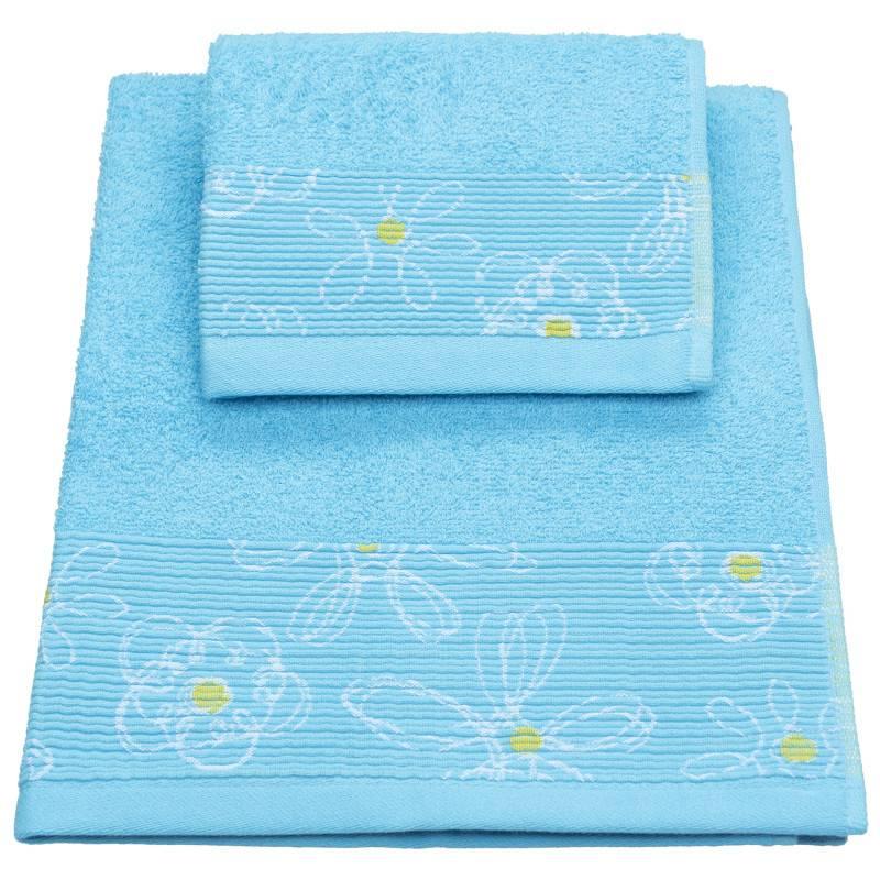 Set di Asciugamani 1+1...